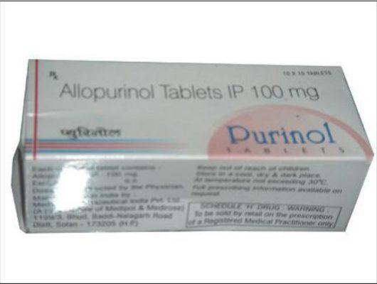 أقراص بيورينول purinol