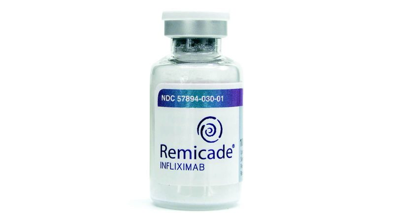 أمبولات ريميكاد Remicade .