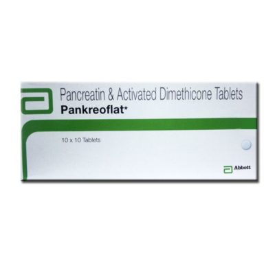 بانكريوفلات أقراص Pankreoflat Tab