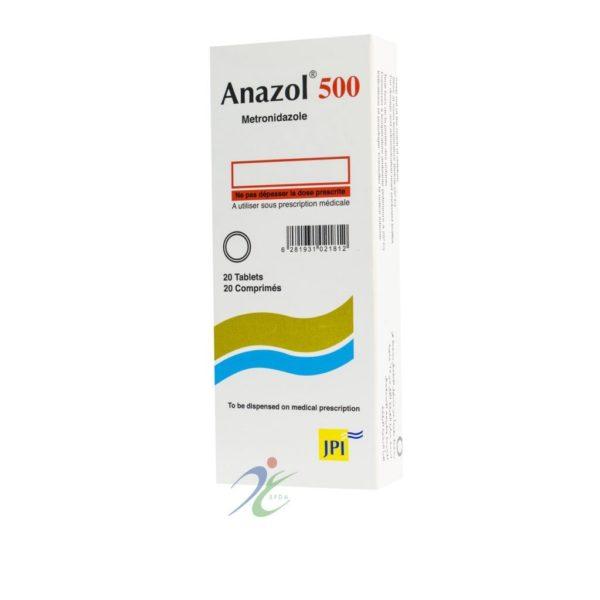 دواء انازول Anazol 500