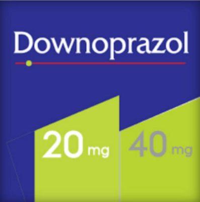 داونوبرازول Downoprazol 20 و40 ملليجرام