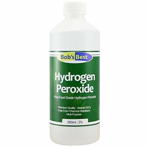 غسول بيروكسيد الهيدروجين Hydrogen peroxide