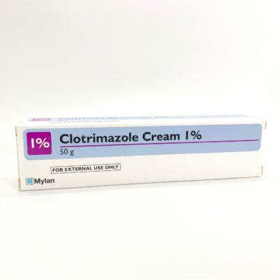 كلوتريمازول Clotrimazole