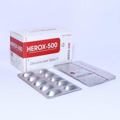 هيروكس herox 500