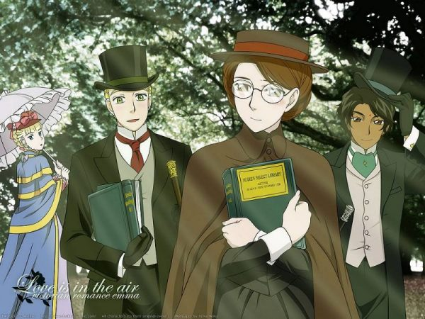 Eikoku Koi Monogatari Emma Victorian Romance Emma